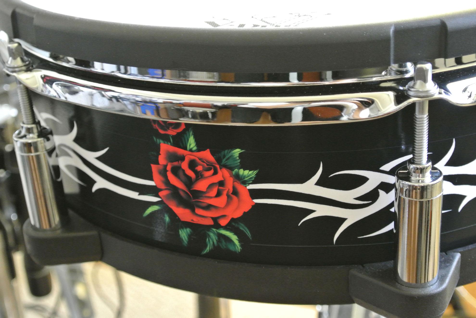 あなたのデザインでV-Drums用カバリングを作成します!