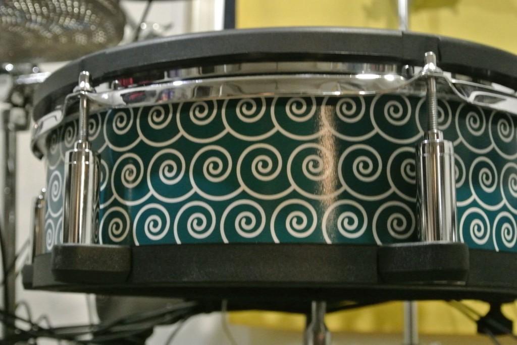 唐草ドラム