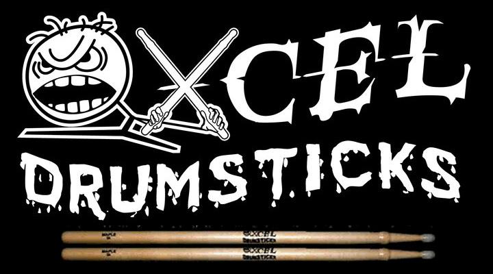 XCEL ドラムスティック オンリーワンのアイティアが満載