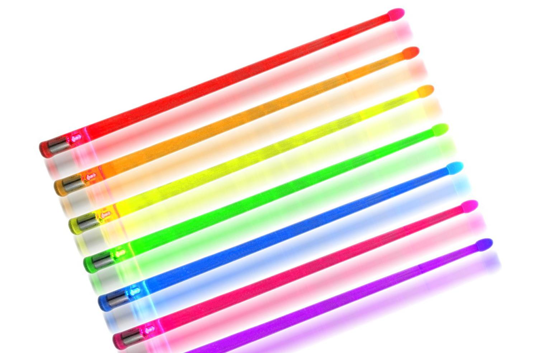 【新発売】光るスティック – 叩くたびにランダムに色が変わります