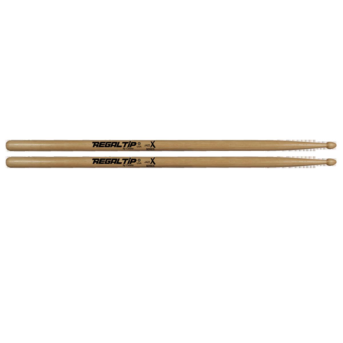 REGAL TiP リーガルチップ ドラムスティック Jazz-X 211RX