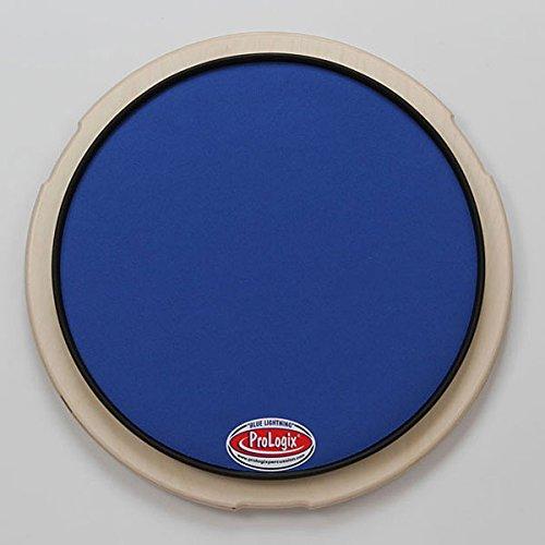 Pro Logix プロロジックス ドラム練習パッド 12″ Blue Lightning Pad