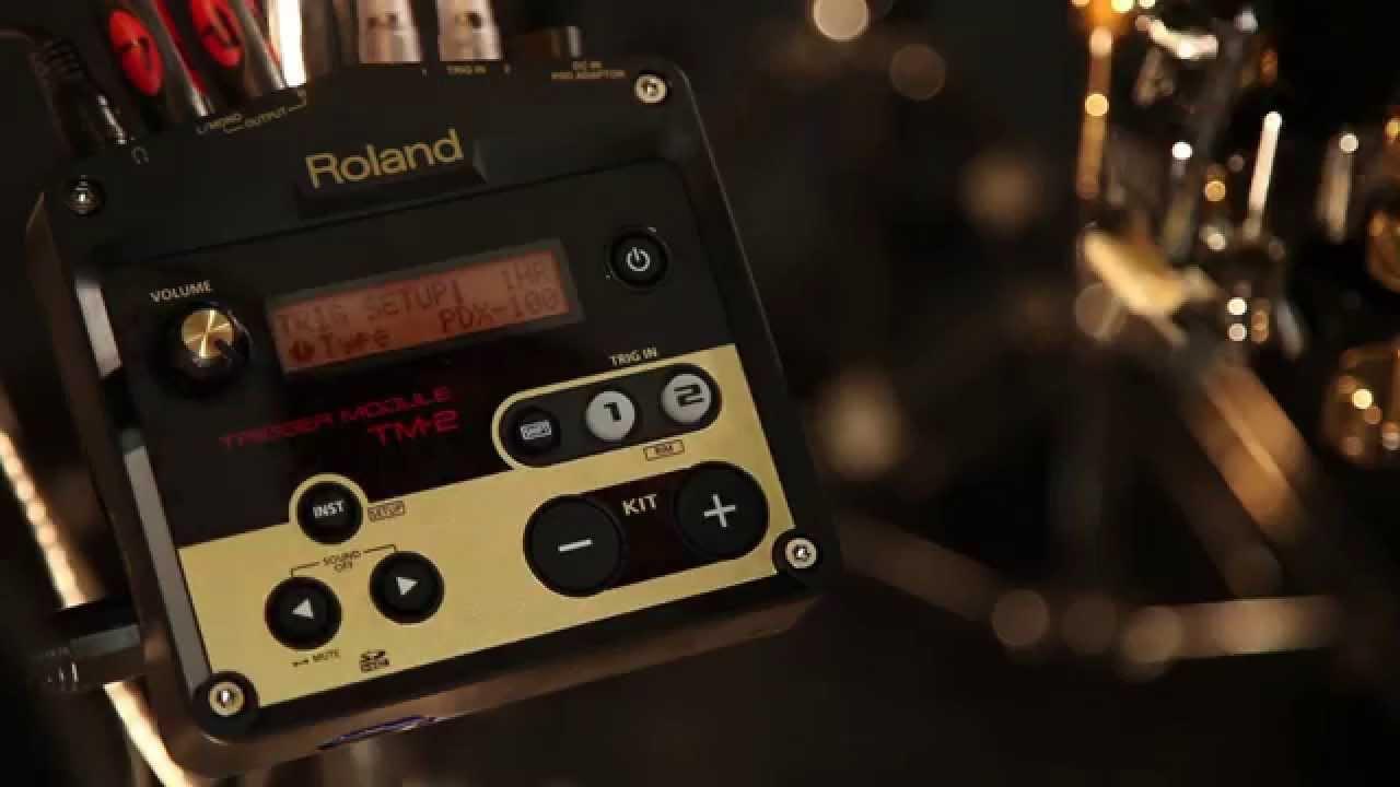 ローランド 音源モジュールRoland Trigger Module TM-2【送料無料】