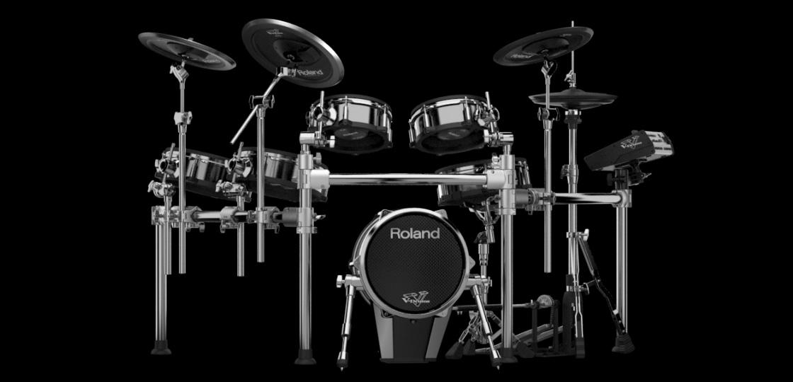 VドラムTD-30でジェフ・ポーカロのドラム・サウンドを再現!#1