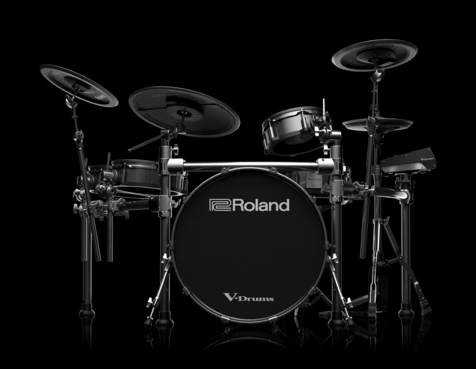 NEW V-Drums TD-50 プレゼンテーション